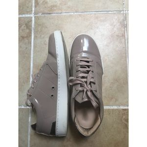 ✨ Gray/Pink/Purple Italian Sneakers